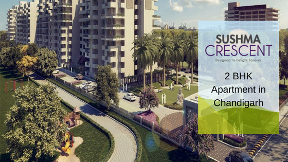 2 BHK apartments Chandigarh clo - sushma-buildtech | ello