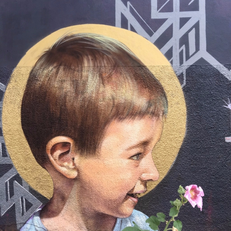 Angel - street, streetart, streetartist - philippefabry | ello