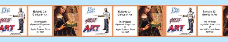Dr Great Art Podcast! Episode 2 - markstaffbrandl55 | ello