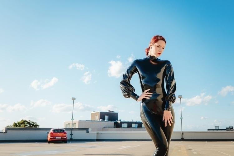 Mandy Xotoxic - latex - chriswbraunschweiger | ello