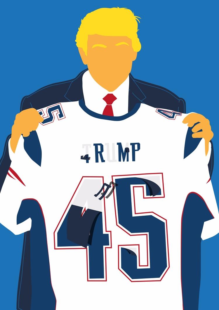 NFL player Trump - protest, nfl - federicogastaldi | ello