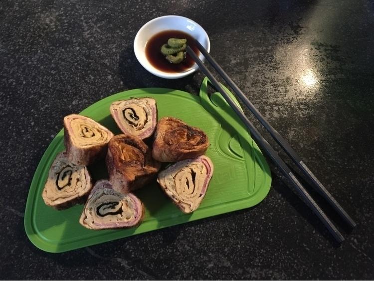 Tamagoyaki - Japanese Omelette - torstennicodemus | ello