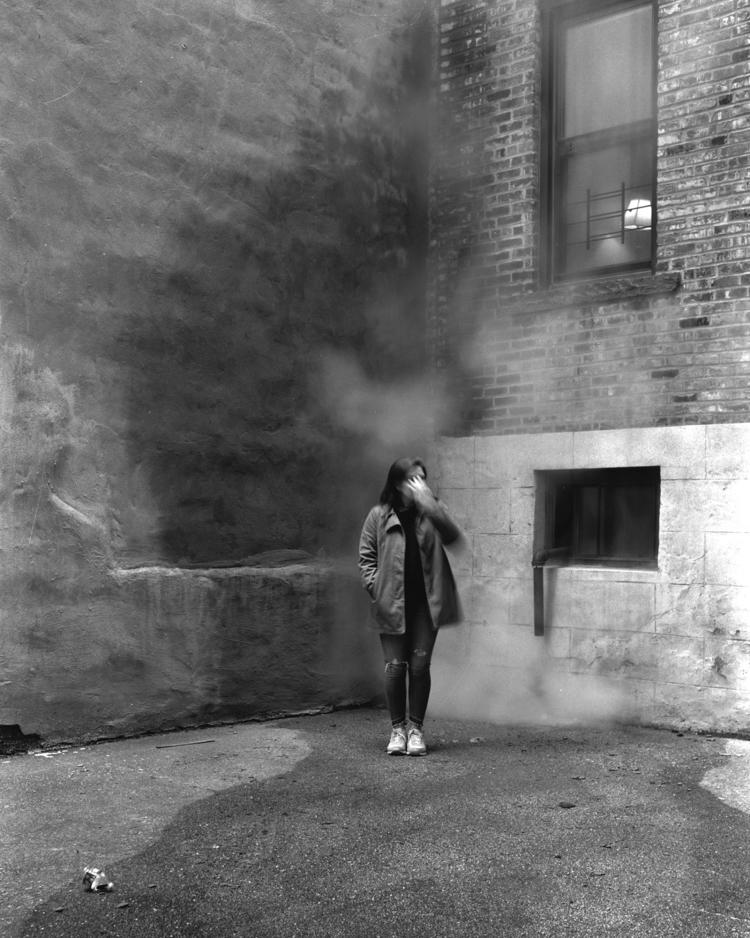 Sarah 4x5 Large Format - photography - annajacobson | ello