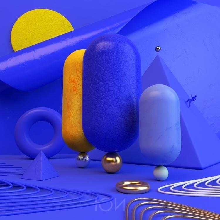 Equilibrium blue - andreasivan   ello
