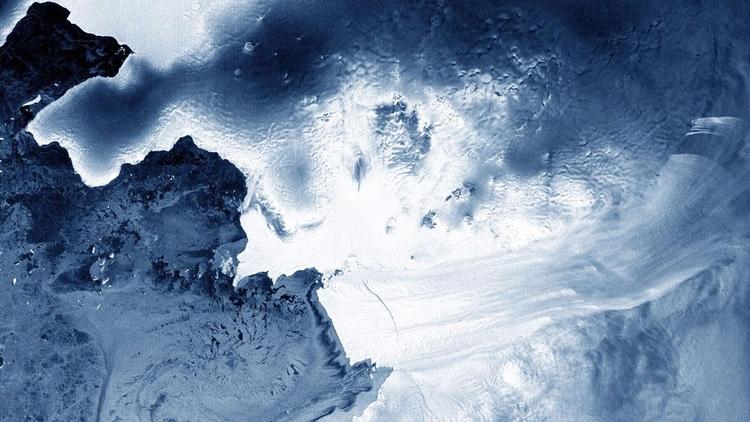 Iceberg cuatro veces mayor Manh - codigooculto | ello