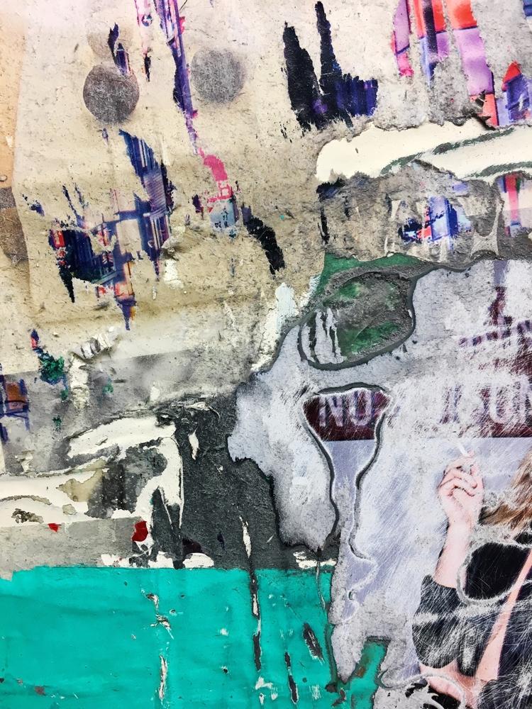 contemporary, abstract, collage - jkalamarz | ello