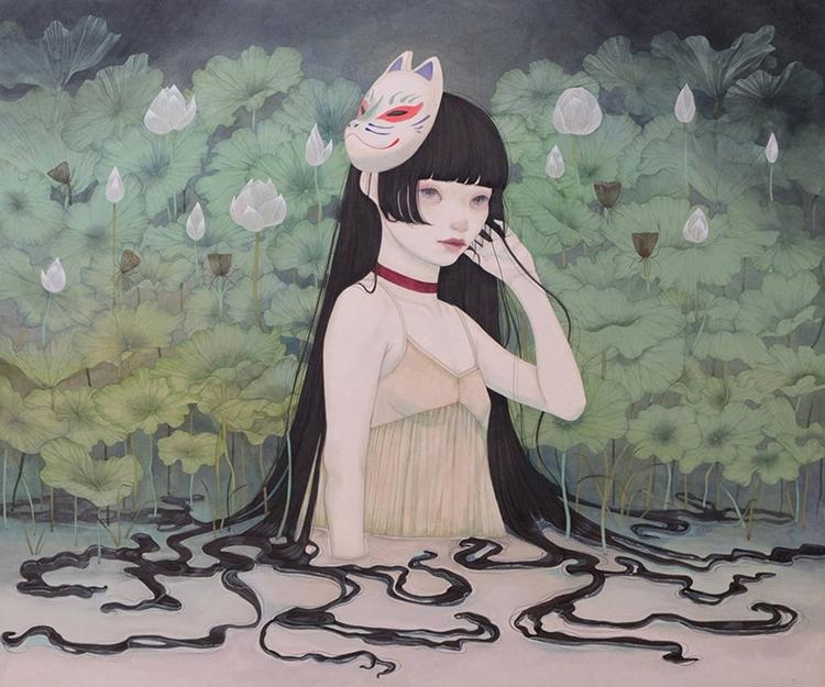 wonderful Yuka Sakuma wrote gue - wowxwow | ello
