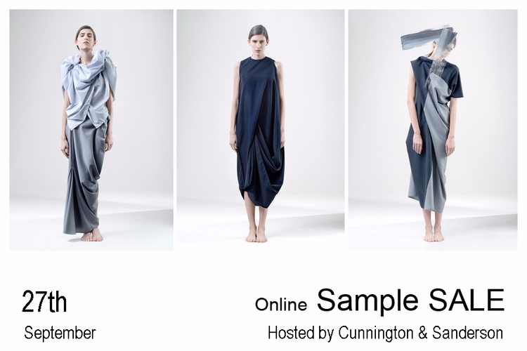 samplesale, online, shop, luxury - cunningtonandsanderson | ello