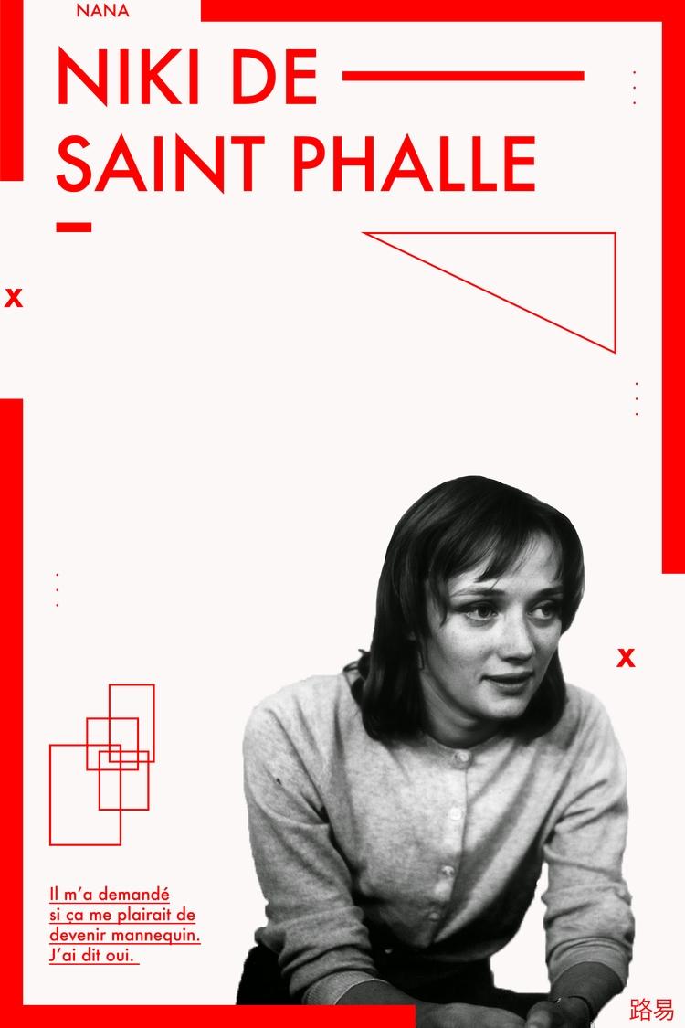 Niki de Saint Phalle - thalebe | ello