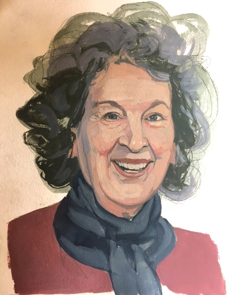 Margaret Atwood Jon Stich, publ - mulegallery | ello