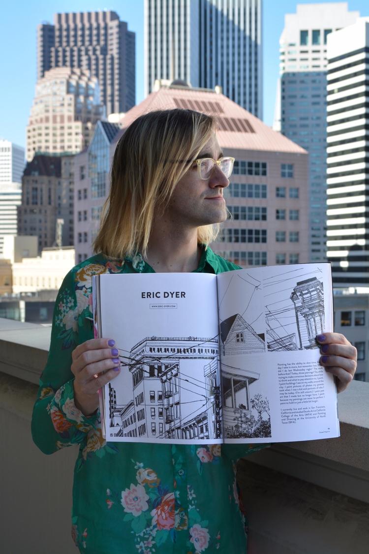 copy Create Magazine! interview - ericdyer   ello