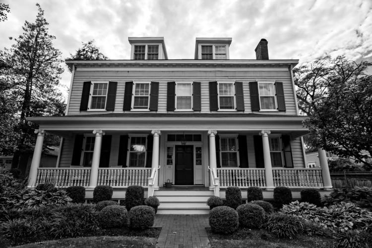 Historic home Princeton, Jersey - nikonkenny | ello