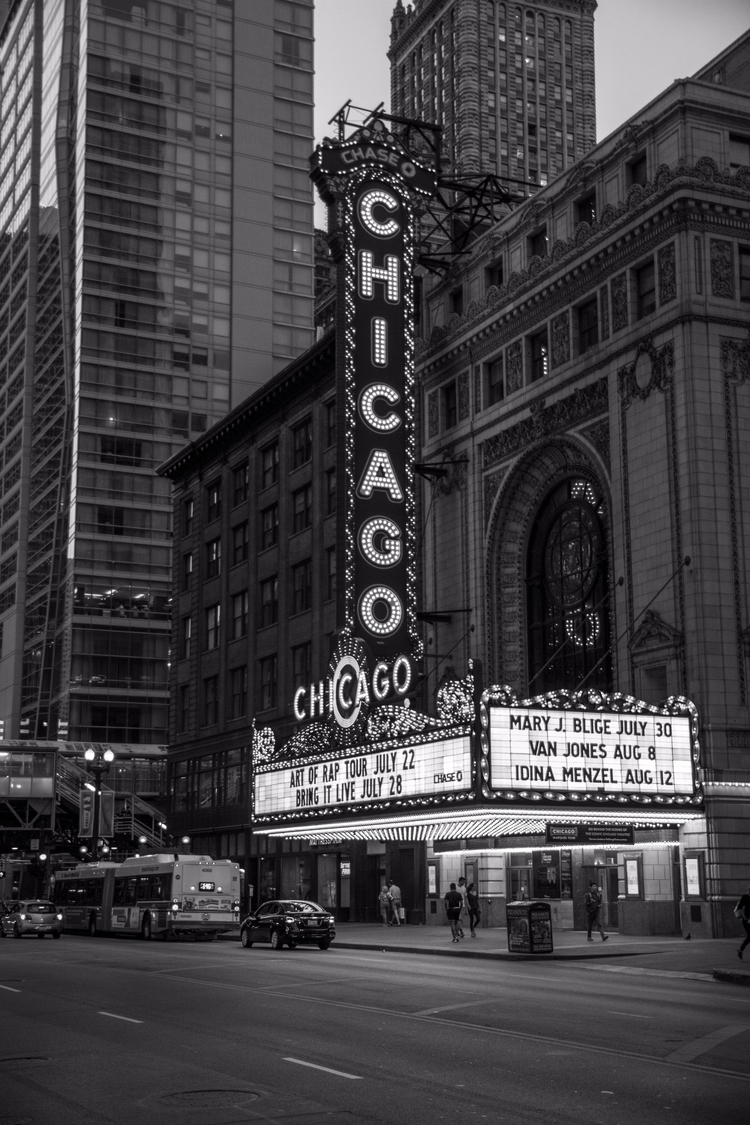 Chicago. photograph North State - vincentwinther | ello