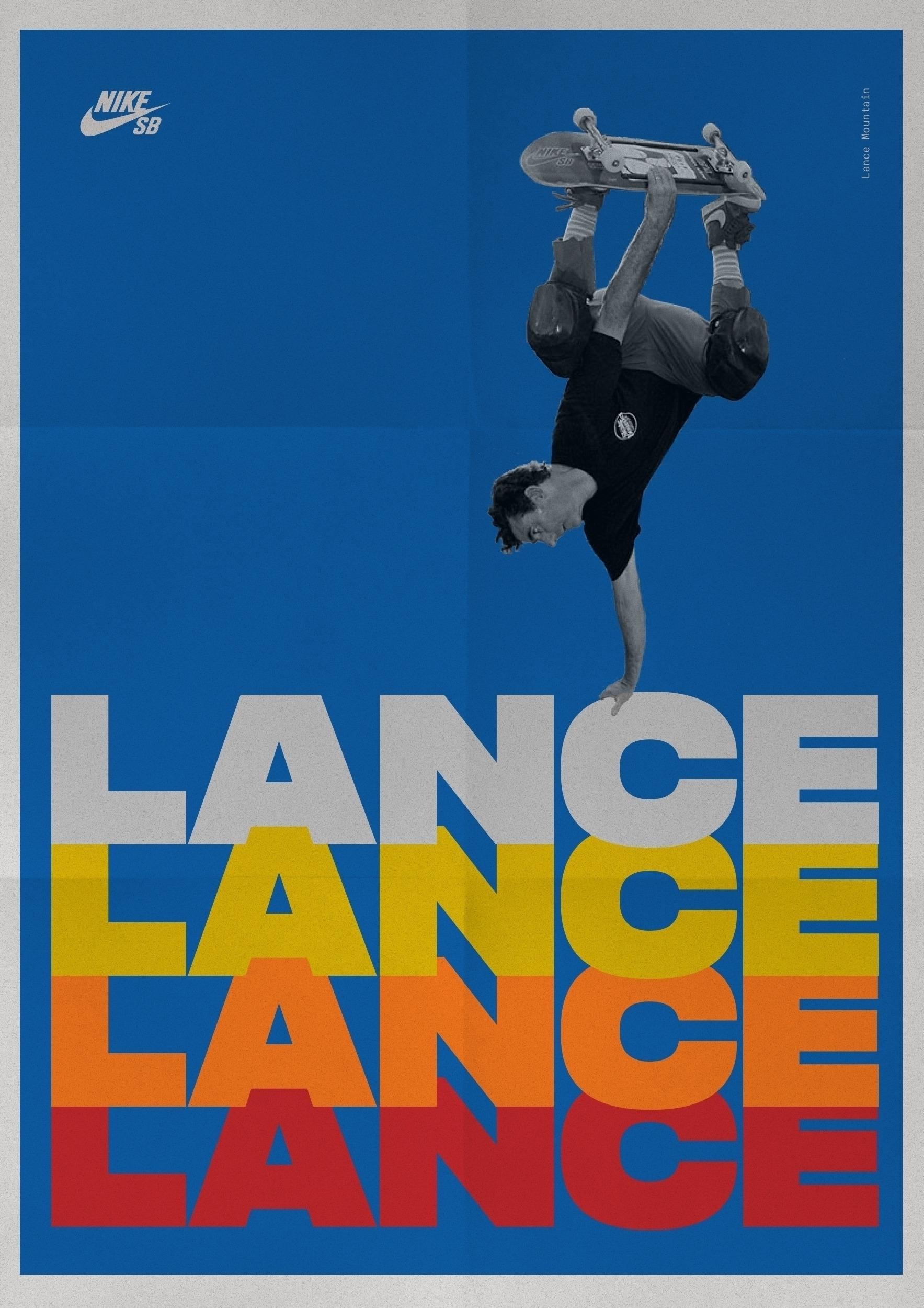 Lance Mountain Nike SB - luiscoderque | ello