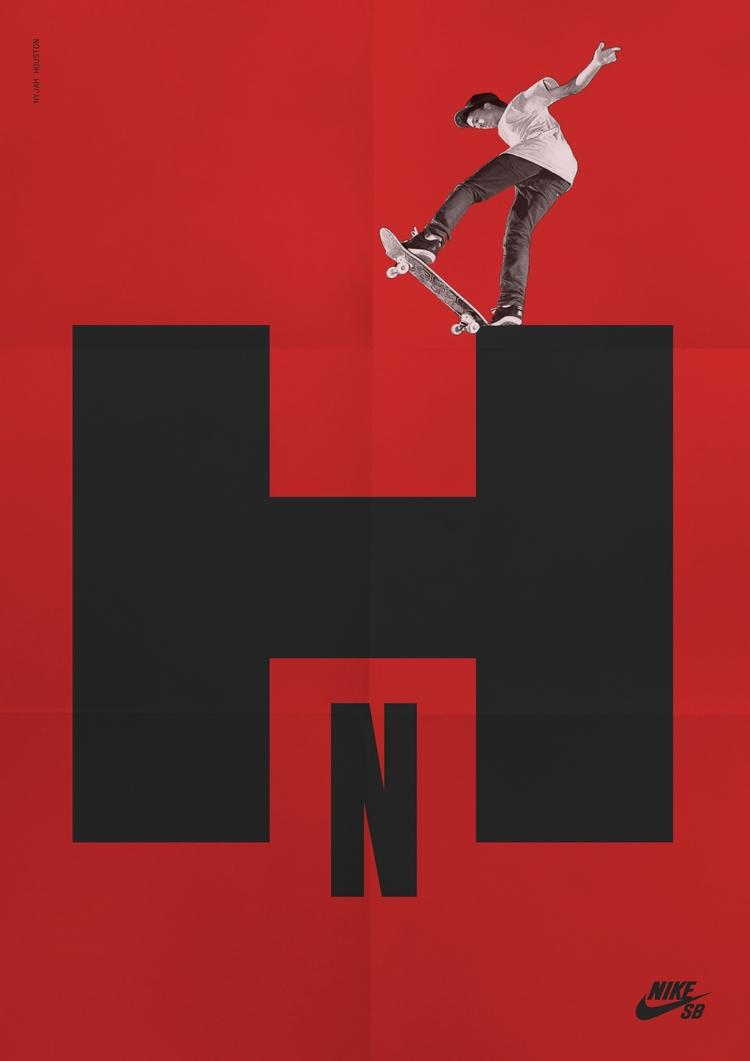 Nyjah Huston Nike SB - luiscoderque | ello