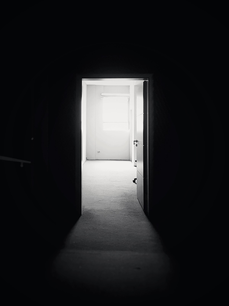 Huxley,  - door, indoor, light, shadow - leonardofrey | ello