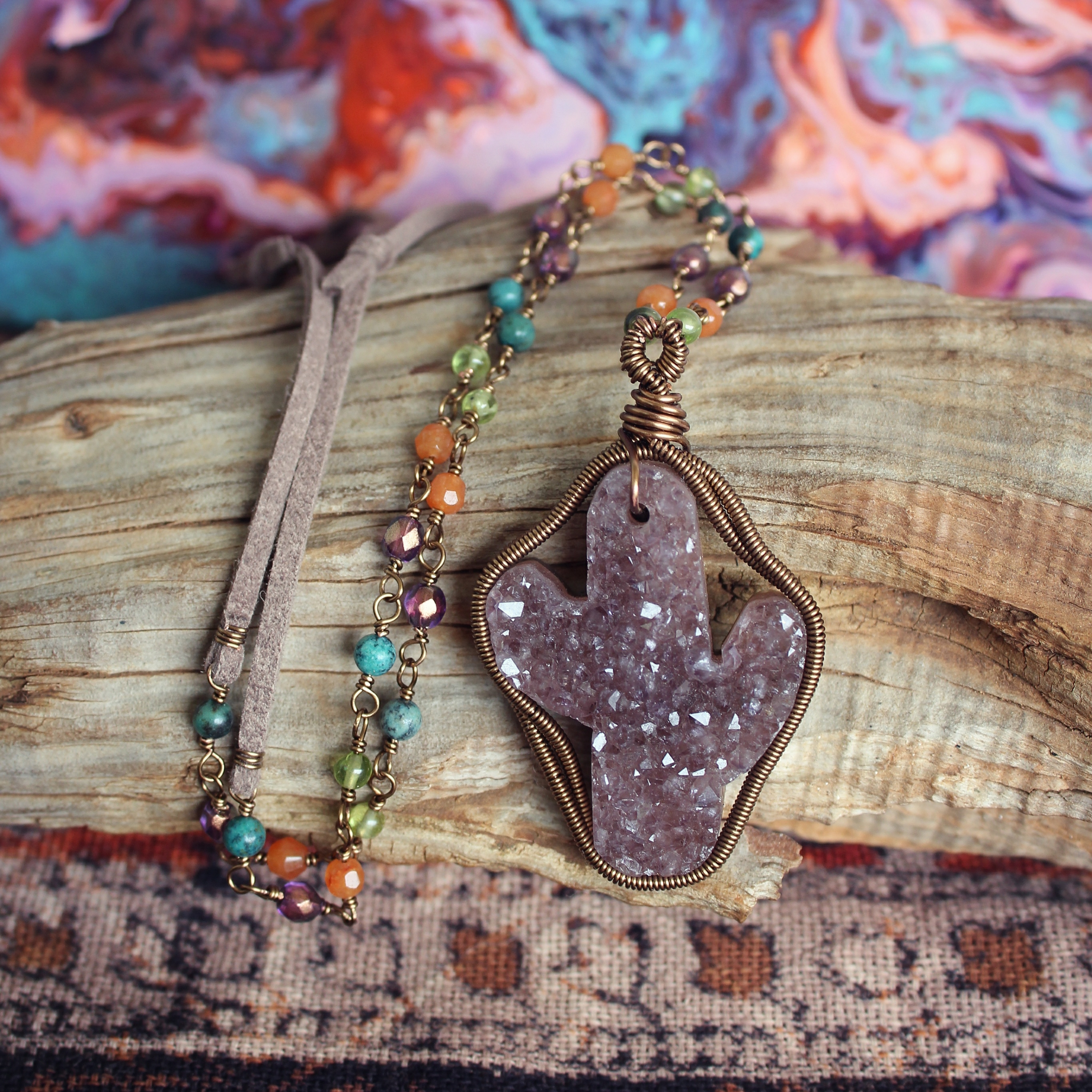 love necklace turned beauty fea - moongoddessvibes | ello