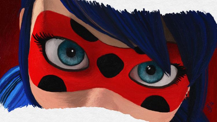 Ladybug - astridthecrafty | ello