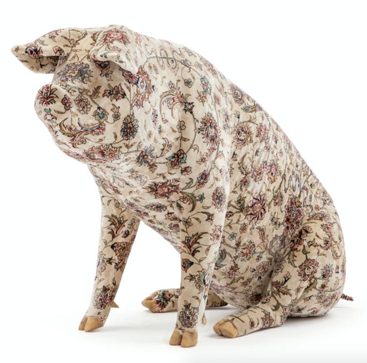 WIM DELVOYE - WIMDELVOYE, pig, animals - sophiegunnol | ello