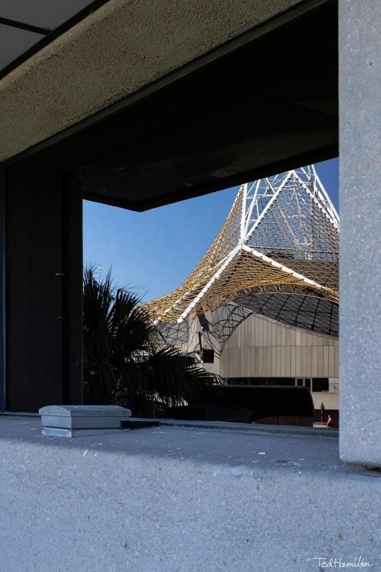 Arts Centre Melbourne reflected - tedhamilton | ello