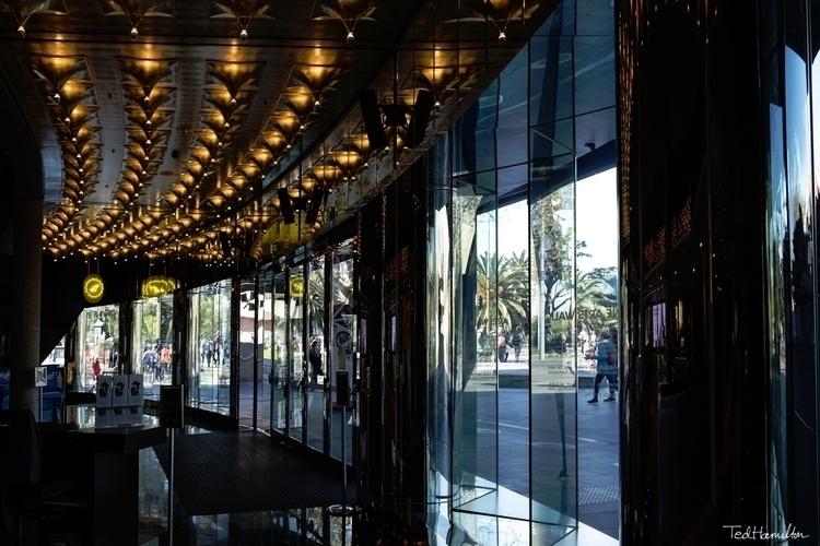 Hamer Hall Melbourne - reflections - tedhamilton | ello