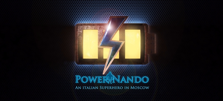 """Power Nando italian superhero  - barabucha | ello"