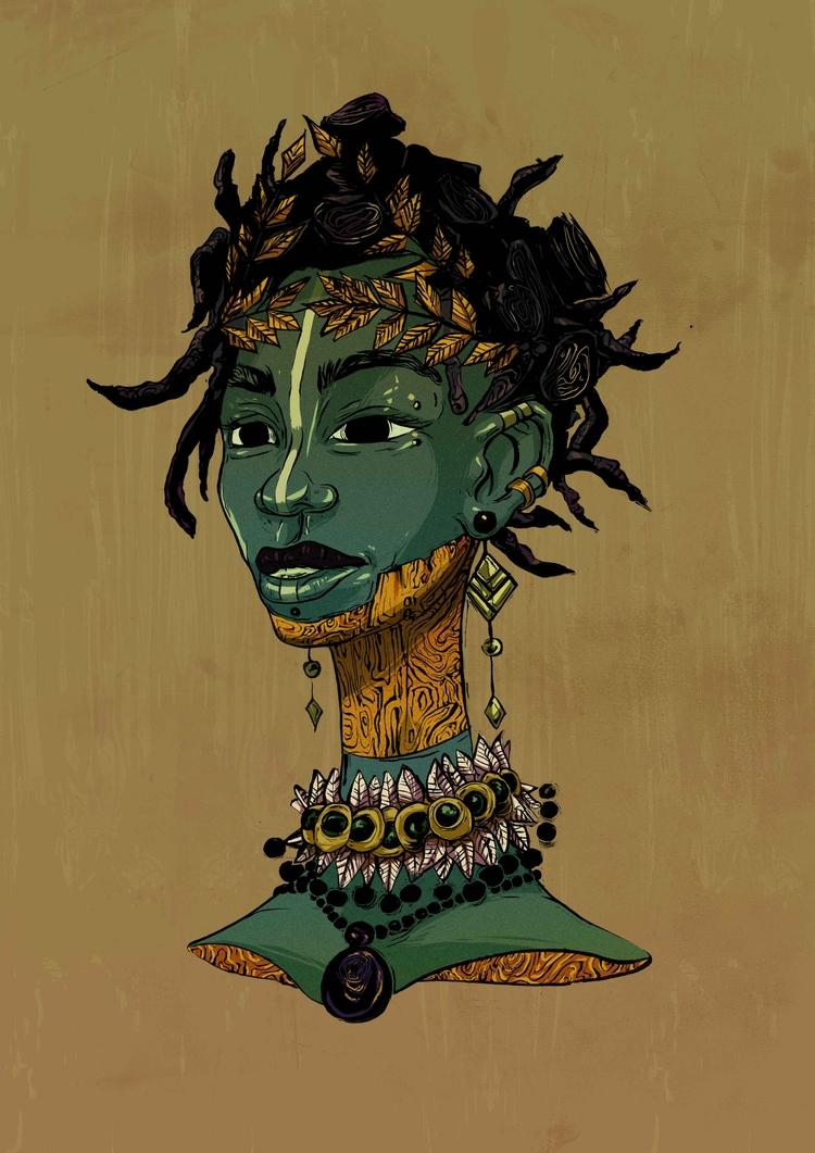 African artist interested reima - markxhoi | ello