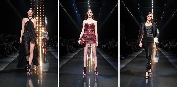 Alexandre Vauthier fashion show - flowimmersion | ello