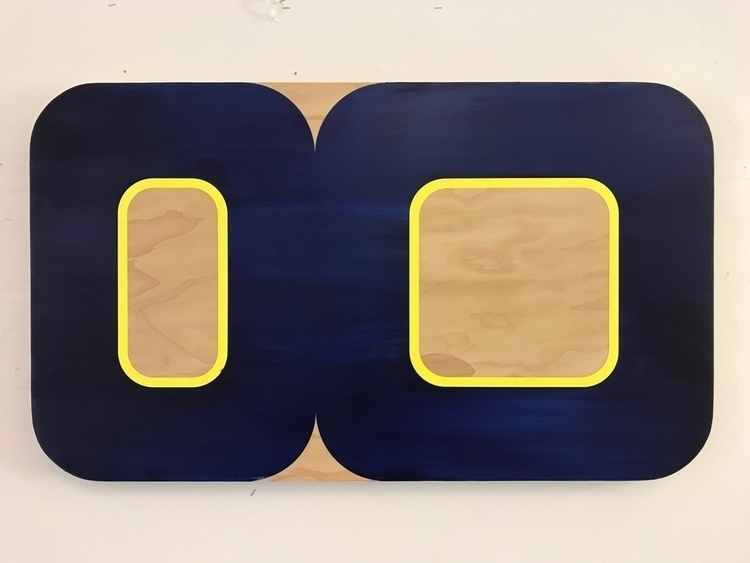Current 2017 acrylic plywood 21 - ruthhiller | ello