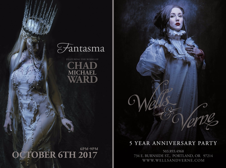 solo art show week - chadmichaelward | ello