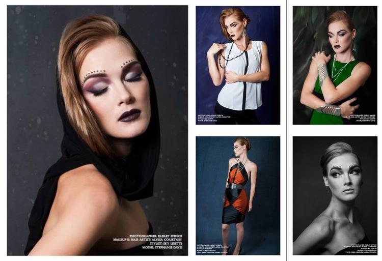 Published Promo Magazine - Dece - skylisette | ello