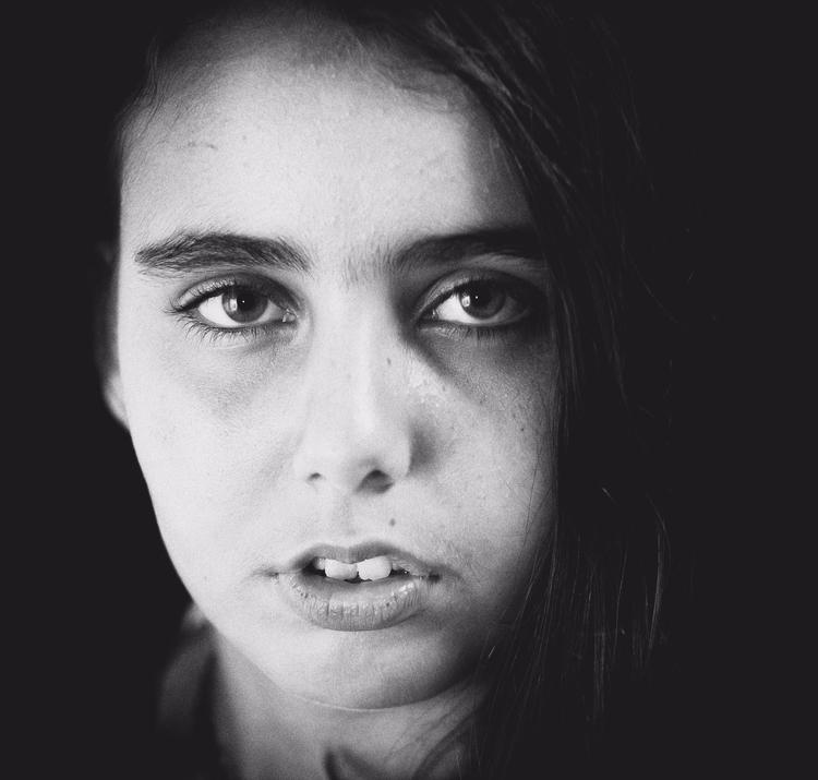 Similarities - portrait, bw, photography - elhanans | ello
