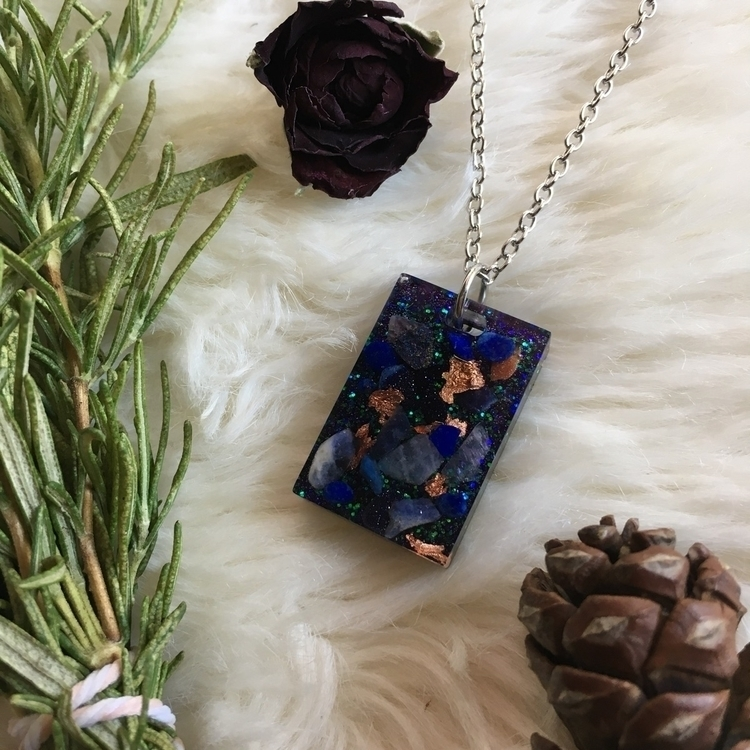 Loving higher chakra necklace B - thefaeriegodmother | ello