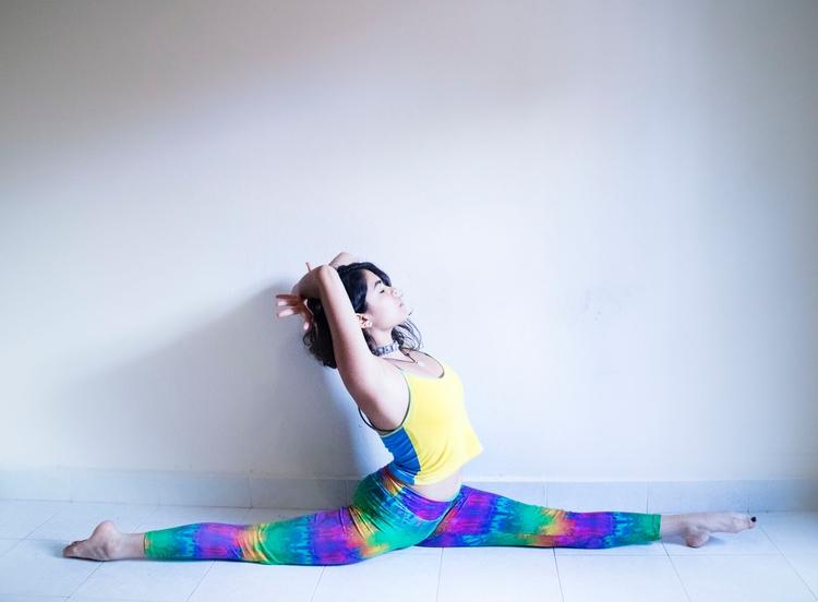 Hanumanasana - Yoga - fermoralesm | ello