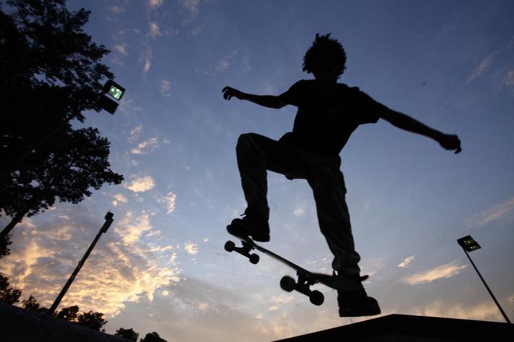 Met kid Brookrun Skatepark Atla - chillyolovesyou | ello