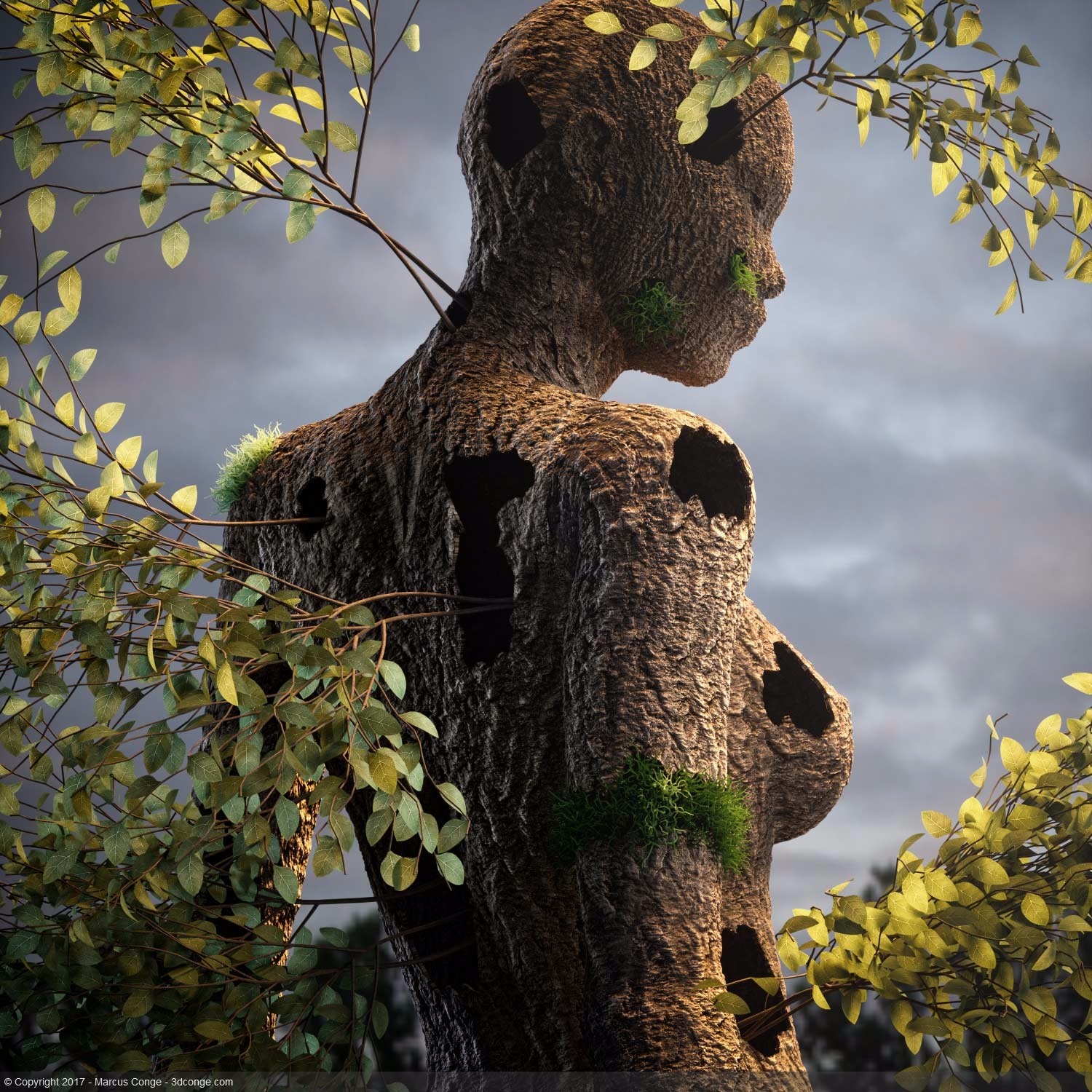 Branching - cinema4d, 3d, create - rockingthepixel | ello