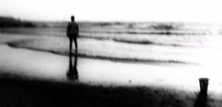 distant silence - photography, bw - elhanans | ello
