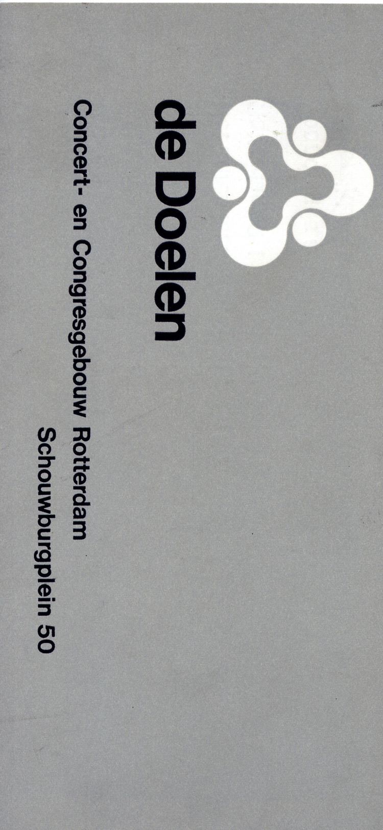De Doelen, Benno Wissing - design - modernism_is_crap | ello