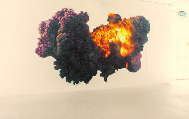 SIBYLLE FEUCHT - art, nuclear, narrative - valosalo | ello