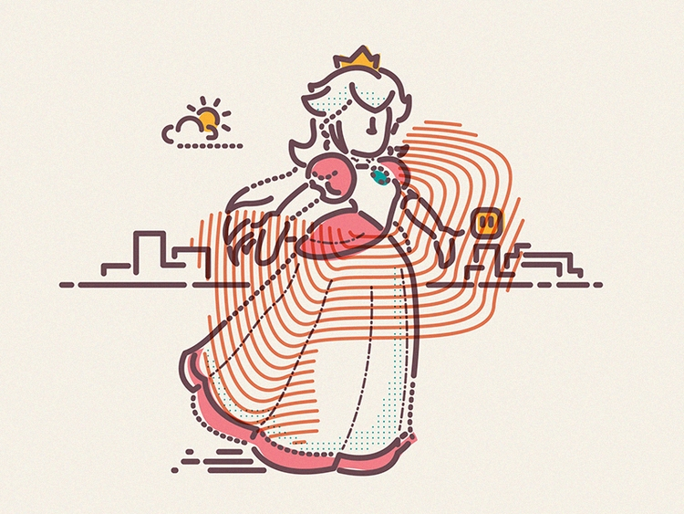 princess packs punch - jamesp0p | ello