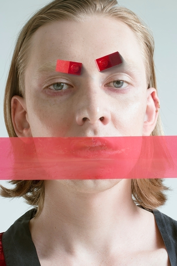 Feeling red series Art-director - juliach | ello