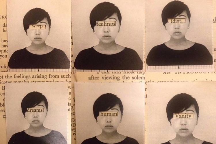 Identity collages - art, collage - mimisdrawingbook | ello