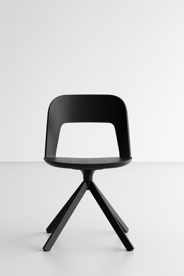 minimalist Arco chair Francesco - minimalissimo | ello