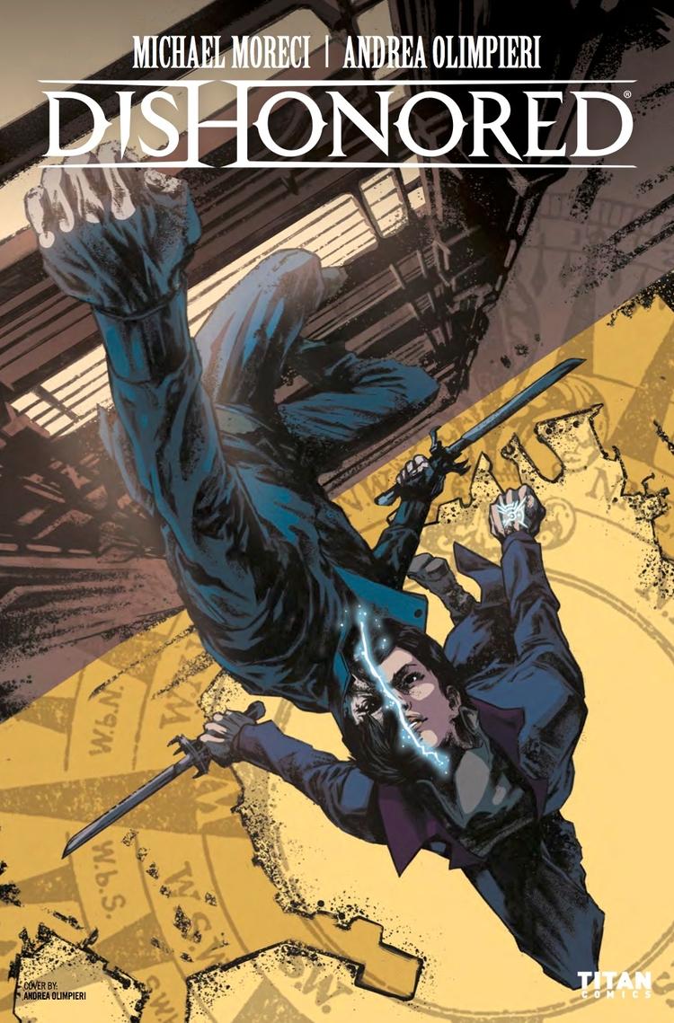 Dishonored vol.2 Titan Comics 2 - oosteven | ello