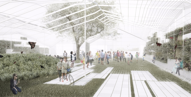 Wynwood Greenhouse (1st Place)  - azeezbakare | ello