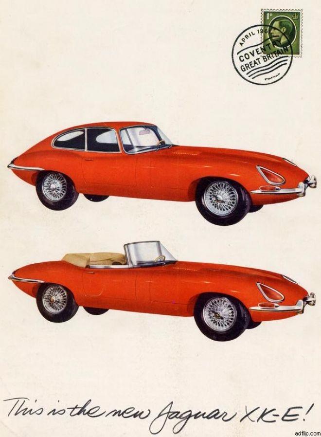 1 - Caturday, VintageCar, Jaguar - robogiggles | ello