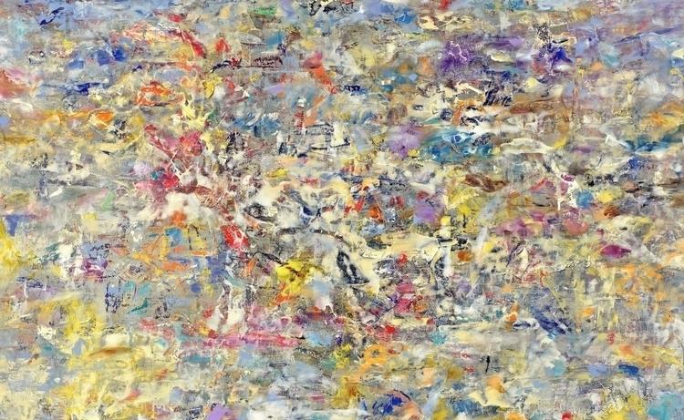 painting: Perpetual Hallucinati - dirkmarwig | ello