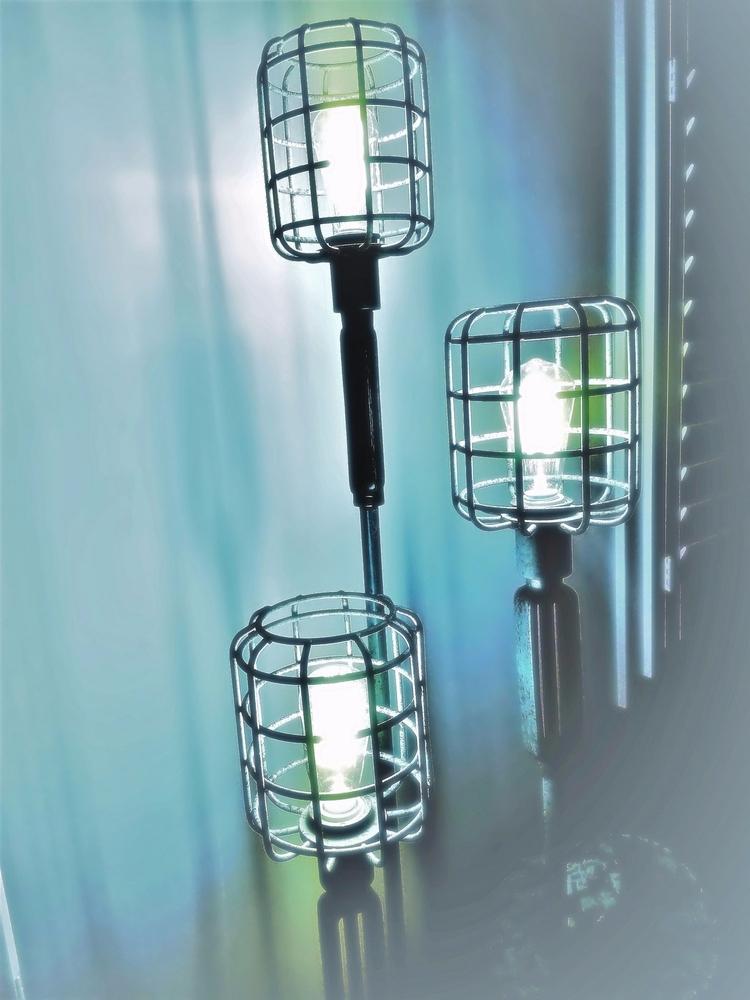 Floor Lamp - lamps, lighting, illumination - sirhowardlee   ello