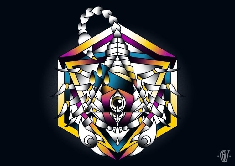 Scorpio - Eighth Zodiac / 100%  - g-c-v | ello
