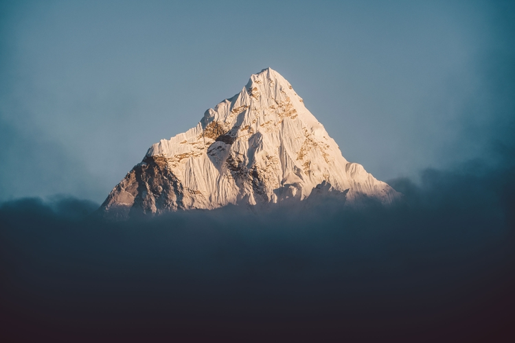 mother mountains. Nepal, 2016 - rawmeyn | ello